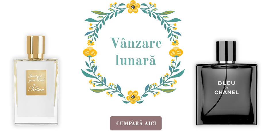 Parfumuri, cosmetice pentru îngrijire şi machiaj. Produse originale de senzatie!,