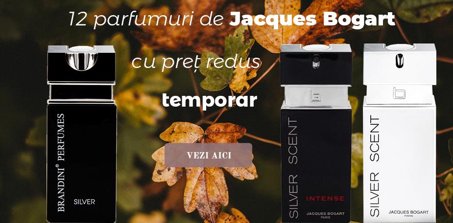 12 parfumuri de Jacques Bogart  cu preț redus