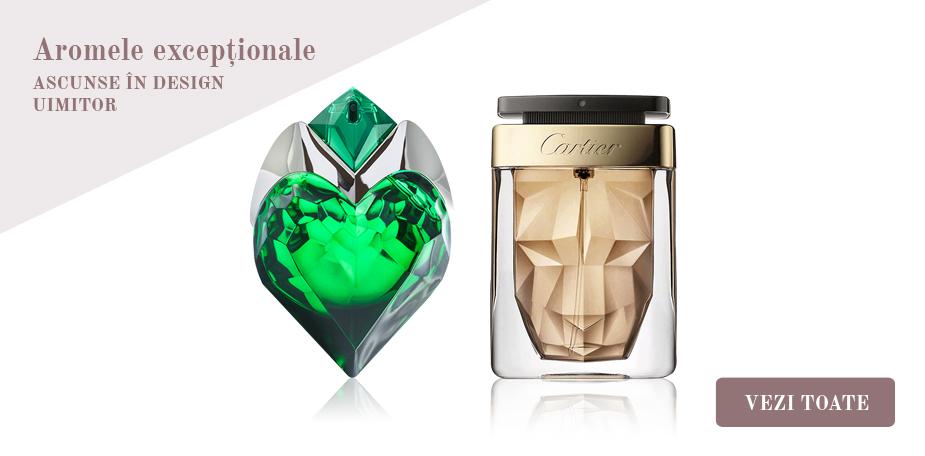 Aromele excepționale ascunse în design  uimitor